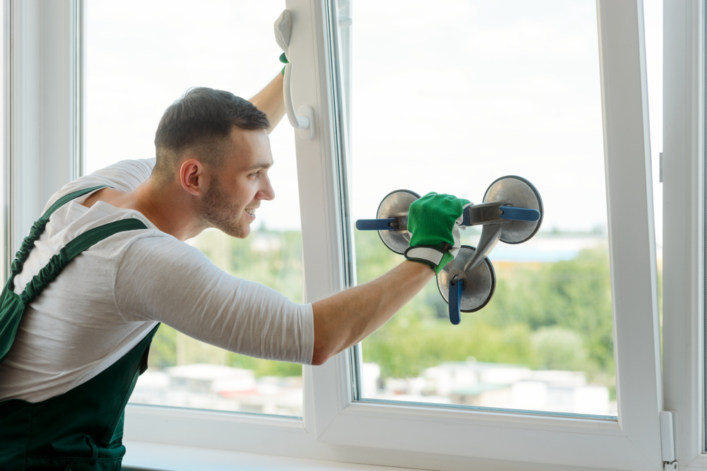 Leading window and glass contractor in West Valley City UT